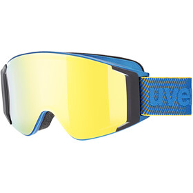 UVEX g.gl 3000 TO Lunettes de protection, underwater mat/mirror gold